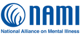 National Alliance on Mental Illness logo | Newport Healthcare