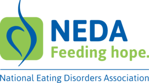 National Eating Disorders Association logo | Newport Healthcare