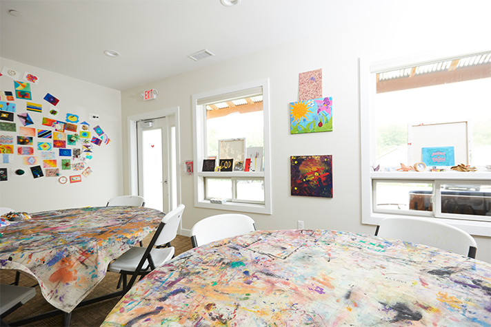 Art Room | Newport Healthcare