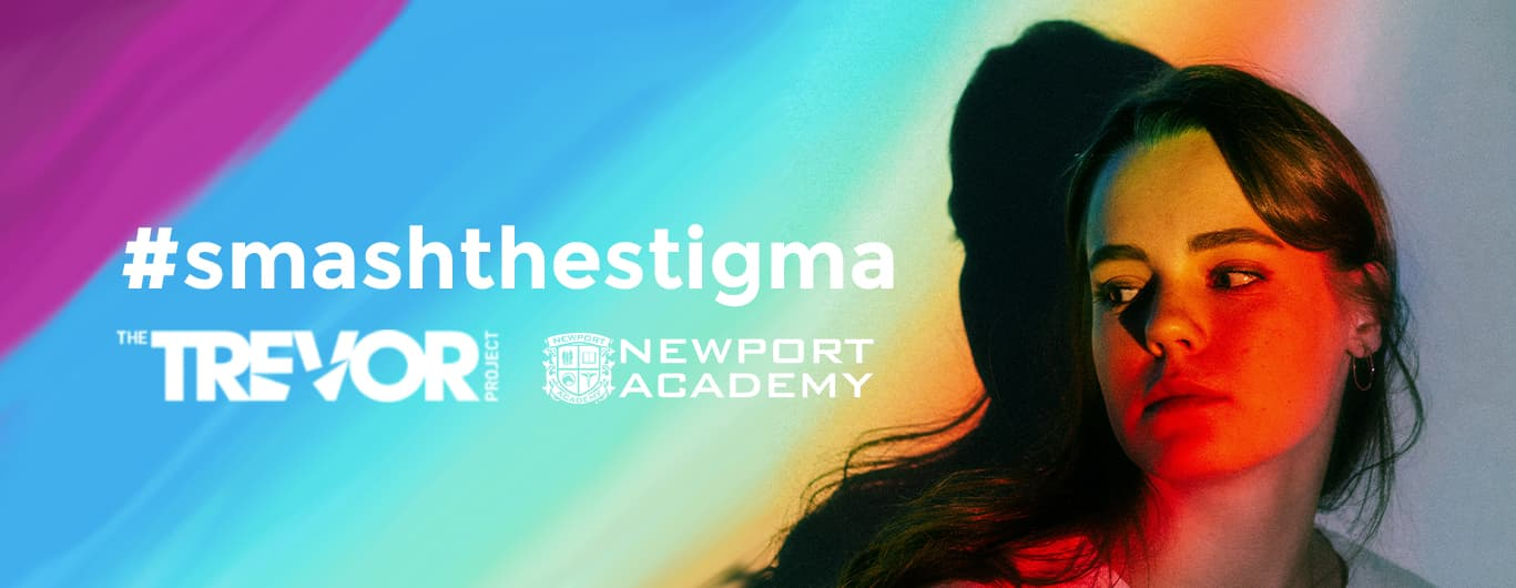 Newport Academy Partners with The Trevor Project to Raise Funds and Help #smashthestigma Surrounding Teen Mental Health Issues